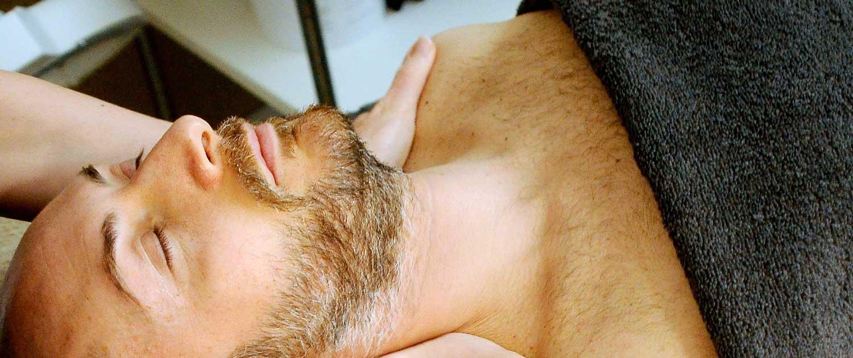 Swedish Massage Back 2 Strength Edinburgh
